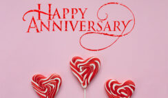 Happy anniversary husband